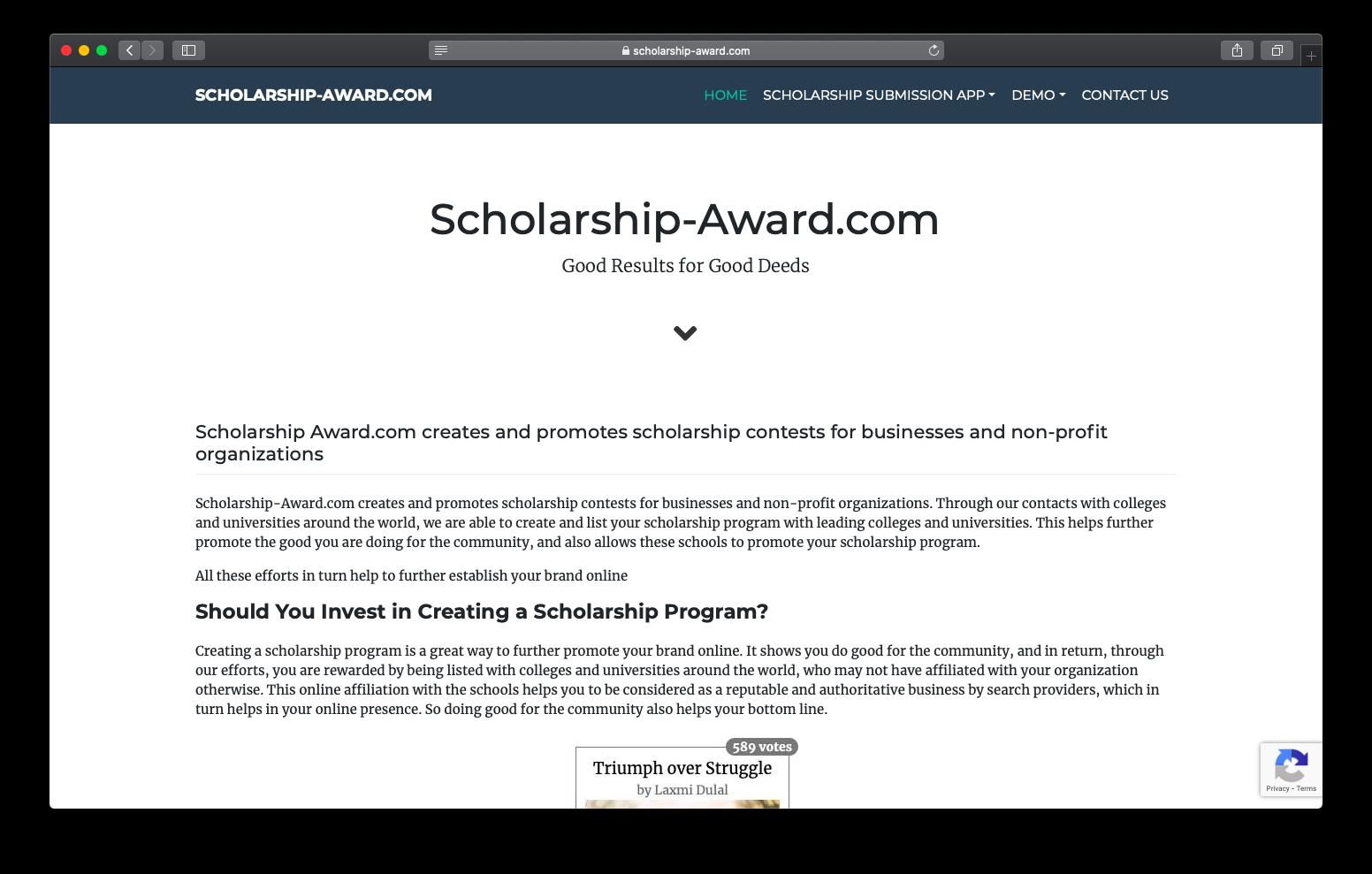 Scholarship-Award.com