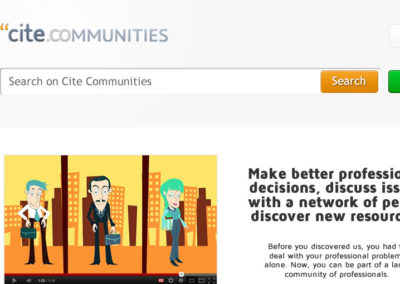 Sitio Web Cite.co
