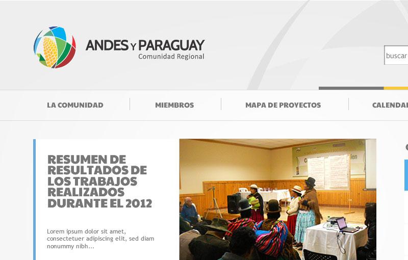 Comunidad Regional Andes y Paraguay