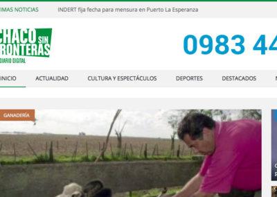 Diario Digital Chaco Sin Fronteras