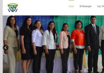 Sitio Web Municipalidad de Irala Fernández
